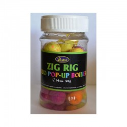 Lastia Zig-Rig Fluo Pop-Up Boilies