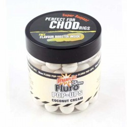 Dynamite Baits Coconut Cream Fluro Pop-ups