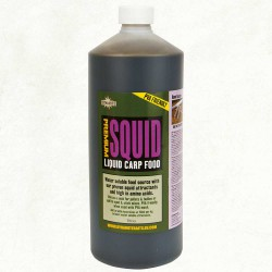Dynamite Baits Premium Squid Carp Liquid Food 1000 ml