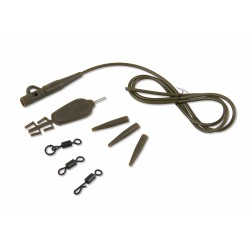Carp Spirit Anti Tangle Lead Clip Rig x3
