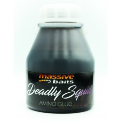 Massive Baits Amino Glug Deadly Squid 250 ml