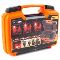 Fox Micron MR+ 3 Rod Set