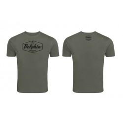 T-shirt Delphin Green