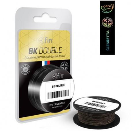 Fin Direct Carp 8K Double Hooklink 35lbs
