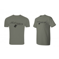 T-shirt Delphin Feeder Fishing