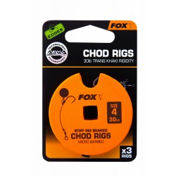 Fox Arma Point Stiff Chod Rigs