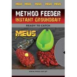 Meus Method Feeder Instant Groundbait 700g