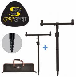 Carp Spirit 2/4 Rod Support Set