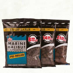 Dynamite Baits Marine Halibut Pre-drilled Pellet Hakowy 8 mm